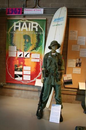 California Surf Museum: Transitional Thinking 1966-72 exhibit