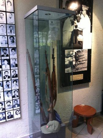 Red Terror Martyrs Memorial Museum: Items