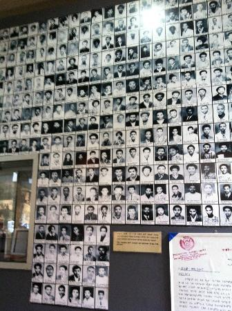 Red Terror Martyrs Memorial Museum: Photos of victims