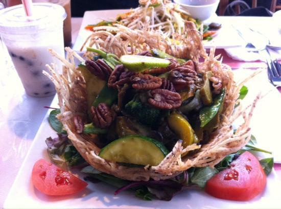 My Thai Vegan Cafe : Birds Nest