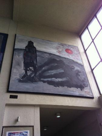 Red Terror Martyrs Memorial Museum: Artwork