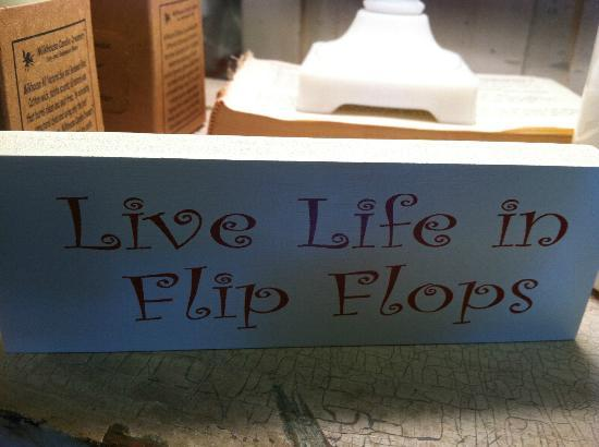 Tilghman Island: There are a lot of fun little shops in St Michaels...What an Enjoyable time...browsing.