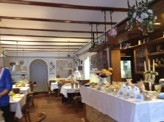 Hotel Freese: morgenmadsbuffet