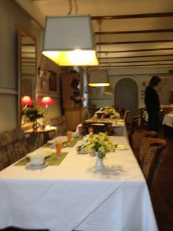 Hotel Freese: morgenmadsrestauranten