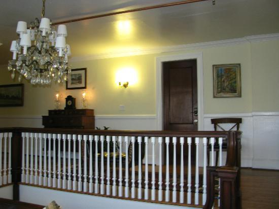 The Post Cottage: Upstairs Landing