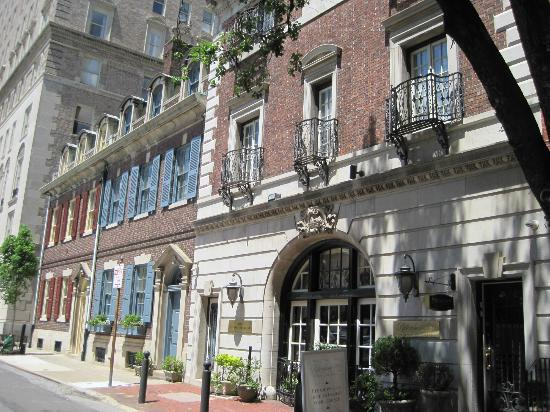 Rittenhouse 1715, A Boutique Hotel: Great boutique hotel, fantastic location