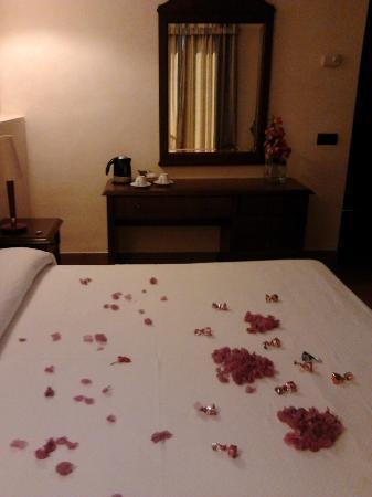 Hotel La Posada: La sorpresa
