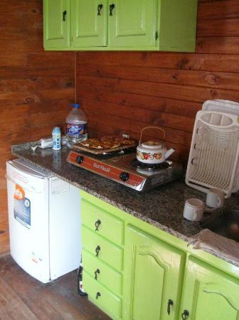 Estacion Cayasta : Cocina comedor