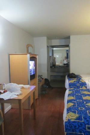 La Quinta Inn Branson on the Strip: room