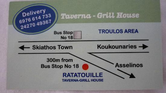 Ratatouille Restaurant: info