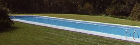 Chesapeake Inn of Lenox : or swim in our 75 foot, heated pool