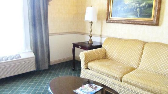 Ayres Hotel Laguna Woods: sitting area