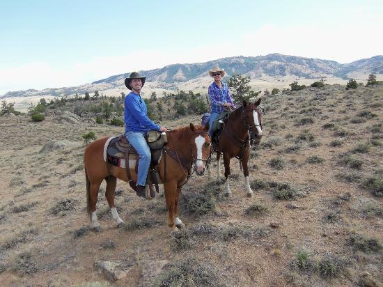 The Bucking S Ranch: Happy Riders