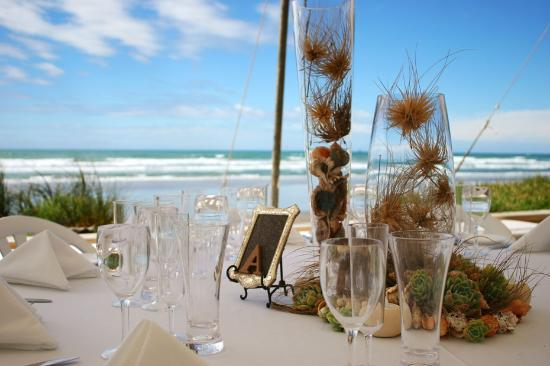 Flatwhite : Beach wedding venue