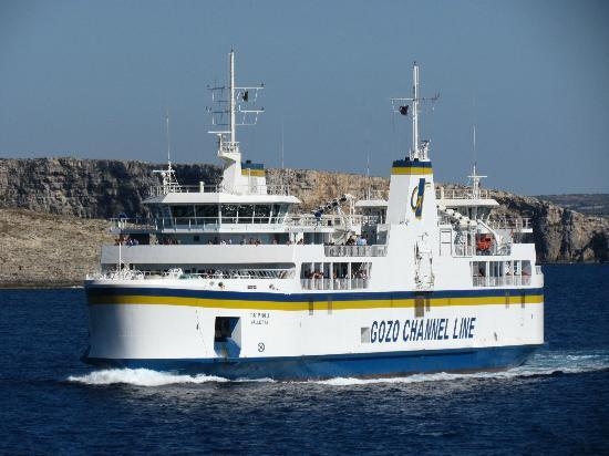 Amy's Guided Tours of Malta & Gozo - Tours : Ferry to Gozo