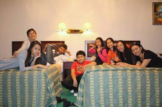 Shamrock Hotel: family vacation april 2011