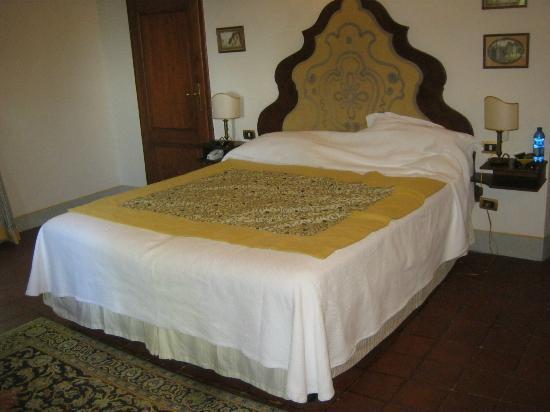 Villa Le Barone: Beautiful linens