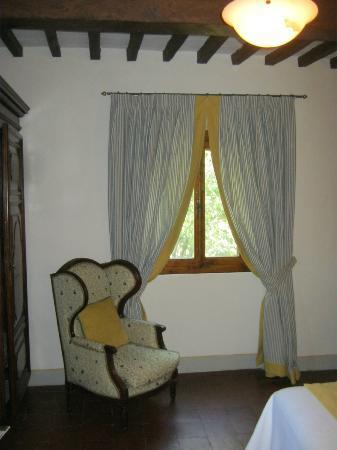 Villa Le Barone: The room