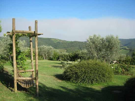 Villa Le Barone: Walking around Villa