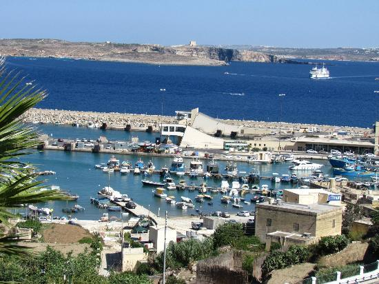 Amy's Guided Tours of Malta & Gozo - Tours: The harbour of Mgarr (Gozo)