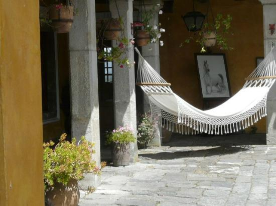 Hacienda San Agustin De Callo: ....some more waiting...