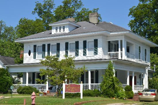 Abbeville, Güney Carolina: Bernibrooks Inn