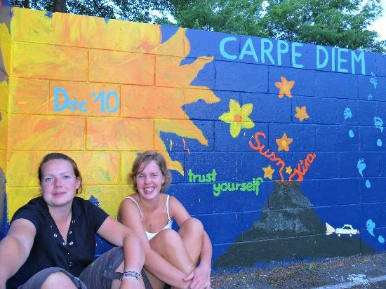 A Plus Backpackers Lodge: carpe diem, and relax