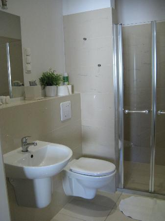 Venetian House Aparthotel : Room 6 Bathroom