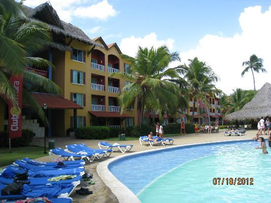 Tropical Princess Beach Resort & Spa: Our block
