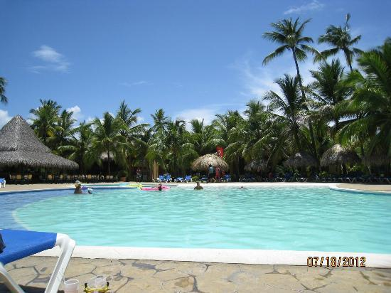 Tropical Princess Beach Resort & Spa: One of 3 pools