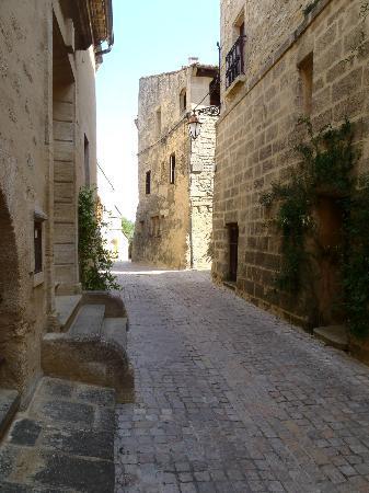 La Maison de La Bourgade : Cobbled streets of Uzes