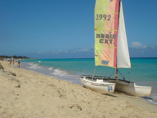 Playas de Este: Playa Santa Maris,La Habana,Cuba