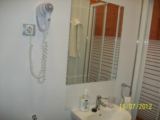 Hostal Cibeles: Baño
