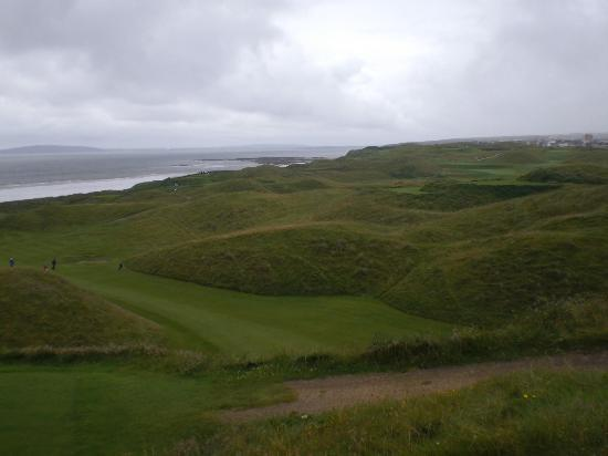 The Tides B&B: Ballybunion Golf Club