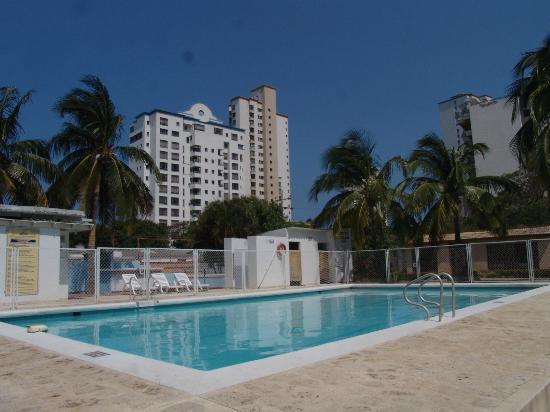 Hotel Palmarena: pool