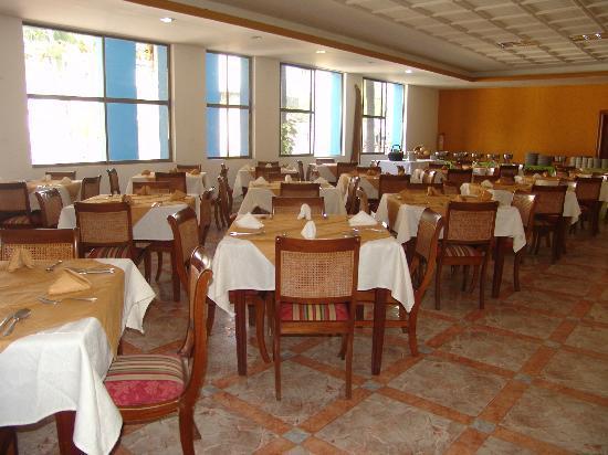 Hotel Palmarena: dining