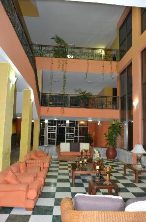 Hotel Palmarena: lobby