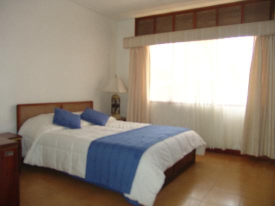Hotel Palmarena: room