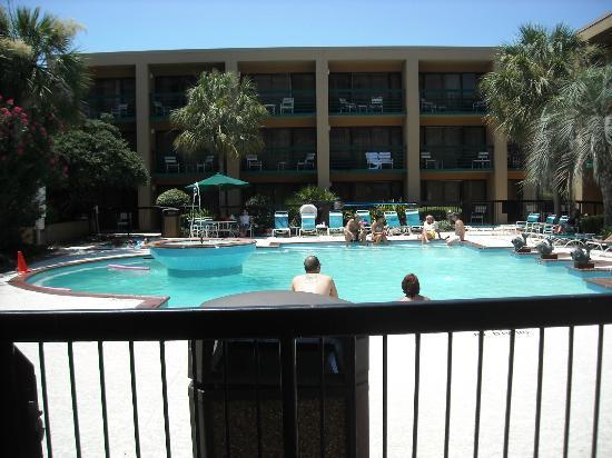 Elegante Hotel Beaumont Texas