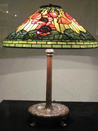 The Yamazaki Mazak Museum of Art: Tiffany lamp