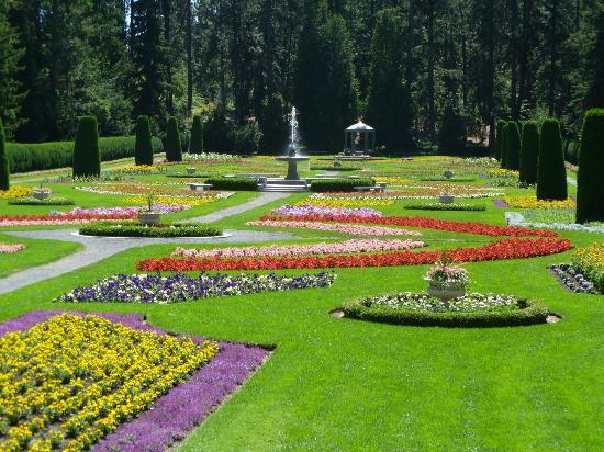 We Visited Manito Park in Spokane, Wa