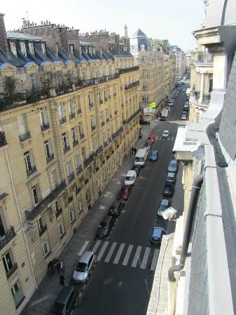 Sofitel Paris Arc de Triomphe: view from room