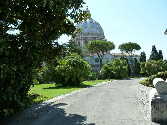 Jardins do Vaticano
