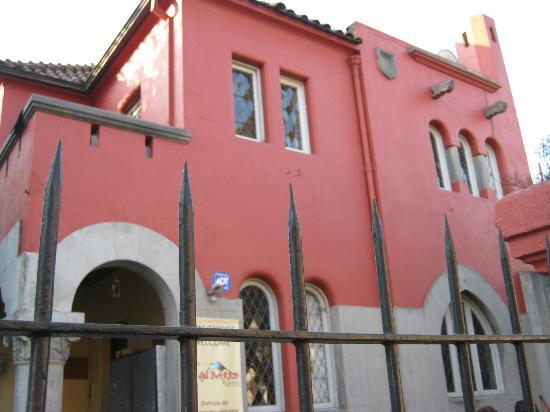 Hostal del Barrio: frente do hostel