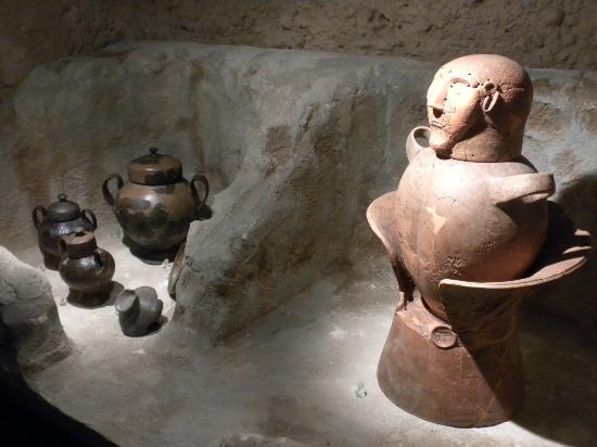 MAC Museo Archeologico Chianciano Terme : Museo Strusco - Chianciano Terme