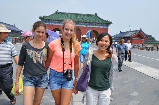 Beijing girls