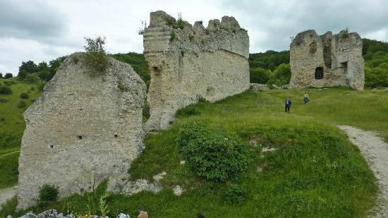 Chateau Gaillard (Normandy) - 2018 All You Need to Know Before You ...