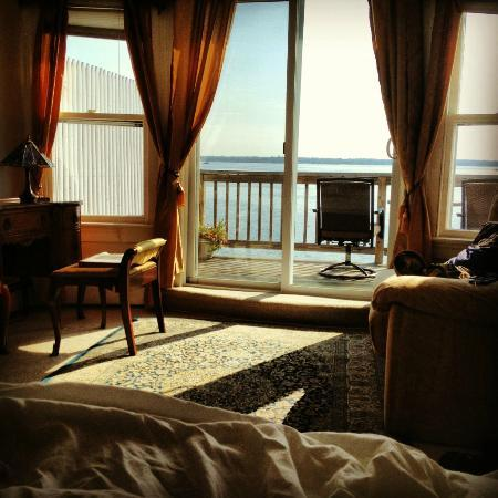 3 Royal Waterfront Suites: Enjoy the View
