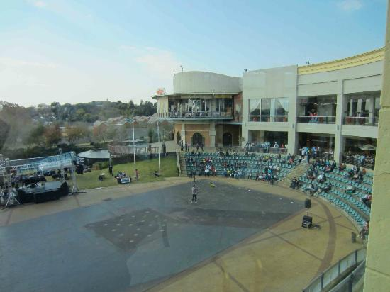 Large auditorium at Cresta Shopping Centre