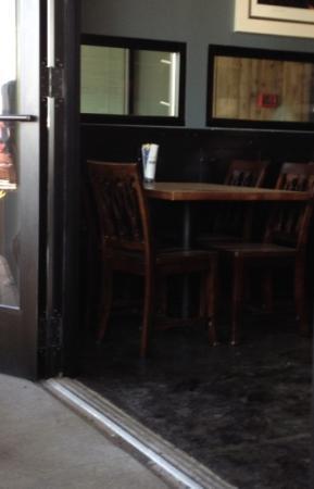 Teton Thai: Indoor Seating